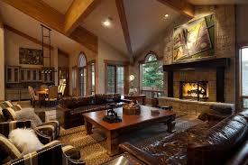Living Room Fireplace Home Design Ideas - Living room fireplace design