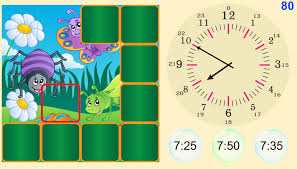 time learning clock learning clock time android apps on play