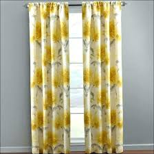 Yellow Patterned Curtains Purple And Gray Curtains Purple Patterned Curtains Medium Size Of