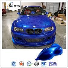 multicolor pigment powders for paint candy car paint colors