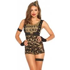 camo halloween costumes for womens camp cutie womens soldier costume halloween costumes