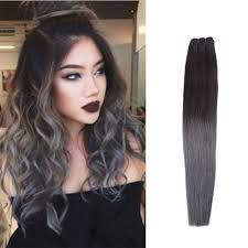 ombre hair weave african american fashion hair 100 brazilian remy human hair weave extensions black