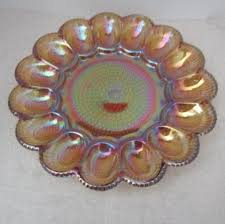 glass egg plate 82 best deviled egg platters images on boiled eggs
