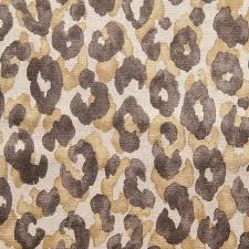 leopard fabric p kaufmann snow leopard safari 54 fabric sailrite