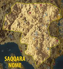 Assassin S Creed 2 Map Map Of Saqqara Nome Tombs Papyrus Puzzles And Secrets