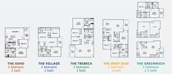 Metropolitan Condo Floor Plan Metropolitan At Cupertino