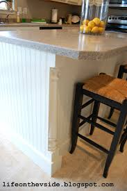 Kitchen Island Base Only by On The V Side Diy Kitchen Island Update