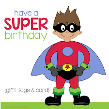 superhero birthday cards super happy birthday send this greeting
