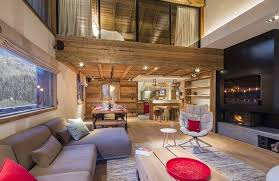 home interior accents marvelous chalet with scarlet accents in meribel home
