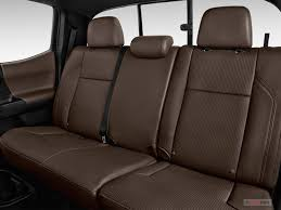2003 Toyota Tacoma Interior Toyota Tacoma Reviews Prices And Pictures U S News U0026 World Report