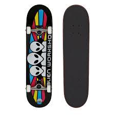 Cmyk Spectrum Alien Workshop Cmyk Spectrum Skateboard Complete Evo