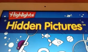 highlights hidden picture puzzles a quick look youtube
