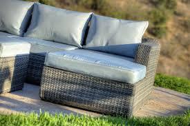 Baby Blue Cushions Mercury Row Amezcua 3 Piece Deep Seating Group With Cushion