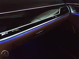 5 light interior door 2017 bmw 7 series ambiance lighting system youtube
