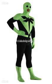 wholesale halloween dult superhero movie dragonfly costume lycra