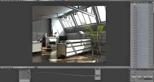 Vray Interior Rendering Tutorial Vray Like Interior With Blender And Blender Internal Renderer Cg