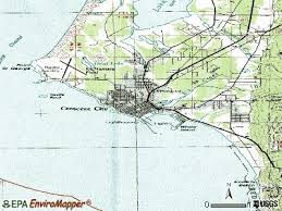 map of cities in california crescent city california ca 95531 profile population maps