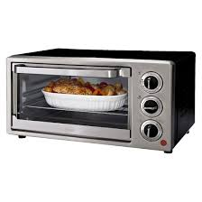 Oster 6 Slice Digital Toaster Oven Oster 6 Slice Convection Countertop Oven Tssttvf815 Target