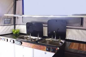Outdoor Kitchen Cost Ultimate Pricing Tiny Ultimate Nexus Camper Easily Transforms Into A Roomy Outdoor