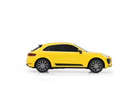 porsche yellow porsche macan turbo 1 24 yellow 27mhz jamara shop