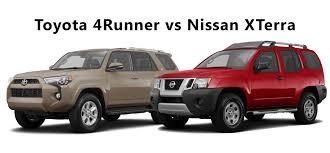nissan xterra 07 2016 toyota 4runner vs nissan xterra limbaugh toyota reviews