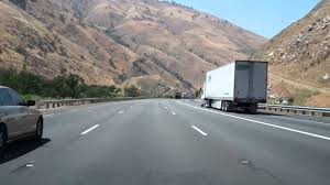 Grapevine Map Interstate 5 In California The Grapevine In Both Directions Youtube
