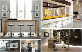 kitchen breakfast bar designs ideas 2017 and style table picture