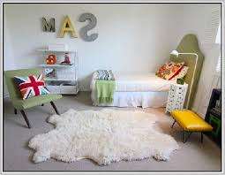 faux bear skin rug home design ideas
