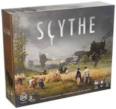 amazon com scythe board game toys u0026 games