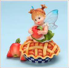 my kitchen fairies entire collection my kitchen fairies apple pie fairie