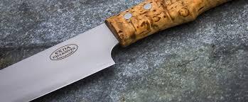 fallkniven kitchen knives sk18 erna fällkniven