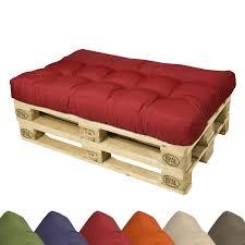 coussin assise canapé coussins pour canape palette coussin pour assise banquette