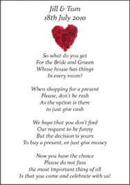 wedding gift quotes for money inspiring wedding invite money poem 41 for modern wedding
