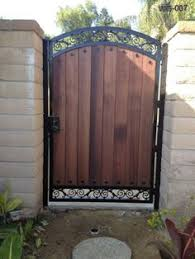 garden courtyard wine cellar gates gainesville iron works