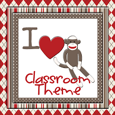 Monkey Classroom Decorations I Heart Sock Monkey Classroom Theme Everything You Need For