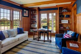 Home Design Guide Patriotic Inspired Home Design With Red White And Blue Accents