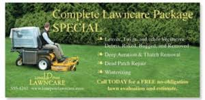 Mowing Business Cards Unique Marketing Ideas To Rise Above The Competition Paperdirect