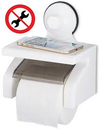 amazon com toilet paper holder for bath tissue with cell phone