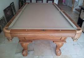 usa made pool tables pre owned pool tables