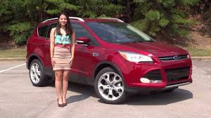 Ford Escape Features - 2014 ford escape titanium walkaround youtube