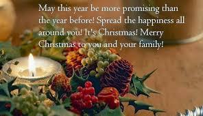 best merry message