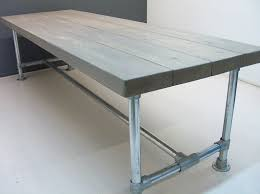 Outdoor Furniture Made From Recycled Materials by We Propose Having Tables Similar To This At Our New Working Lounge