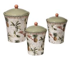 Fleur De Lis Canisters For The Kitchen 100 Kitchen Canister Set Ceramic Glass Canister Set For