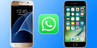 from android how to transfer whatsapp messages from android to iphone