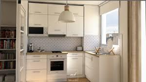 amenagement cuisine studio modele de cuisine dans un studio idée de modèle de cuisine