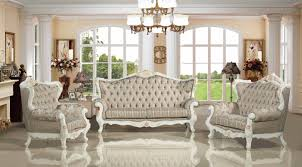 Tufted Living Room Furniture by Luxury Classic Victorian Living Room Furniture Ideas With Feature