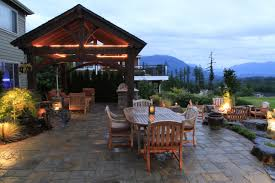 Rustic Patio Designs by Outdoor Covered Patio Design Ideas Rustic Golf Course Patio With