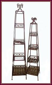 Obelisk Trellis Metal Wrought Iron Decorative Metal Garden Obelisk Trellis Buy Garden