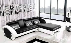 Small L Shaped Leather Sofa Cozy Living Room Interior Design With White L Shape Leather Sofa