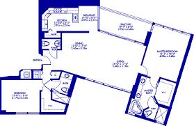 Luxury Condo Floor Plans Hidden Bay Floor Plans Aventura Luxury Condominium Floorplans